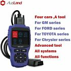Abs Airbag Srs Scanner Obd2 Diagnostic Tool Code Reader For American Japan Car