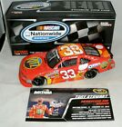 124 ACTION 2013 33 RITZ OREO CHEVY CAMARO TONY STEWART DAYTONA 300 RACED WIN