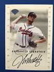 John Smoltz Cards and Rookie Card Checklist 5
