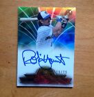 2014 Topps Tribute Robin Yount Green #15 25 Autograph