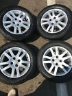 Honda Civic 15 Alloy Wheels With Tyres Full Set 195 60 15