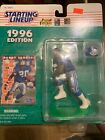 1996 Starting lineup BARRY SANDERS With Card NEW IN ORIGINAL PACKAGE