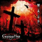 CD W.A.S.P. GOLGOTHA BRAND NEW SEALED WASP