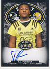 2018 Leaf Metal US Army All-American Bowl Football Cards - Trevor Lawrence Autographs 7