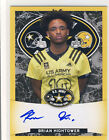 2018 Leaf Metal US Army All-American Bowl Football Cards - Trevor Lawrence Autographs 8