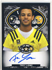 2018 Leaf Metal US Army All-American Bowl Football Cards - Trevor Lawrence Autographs 15