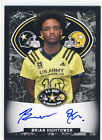 2018 Leaf Metal US Army All-American Bowl Football Cards - Trevor Lawrence Autographs 17