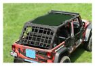 Steinjager Full TeddyTop Solar Screen Dark Green Wrangler JK 4dr J0043694