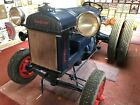 Standard Fordson N IndustrialTractor 1935 Dated