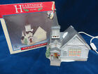 Lemax Hearthside Village Lighted Parish Church 1991