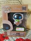 Funko Pop Disney Wall-E EVE - EARTH DAY - Boxlunch Exclusive - FREE SHIPPING