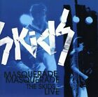Masquerade Masquerade - The Skids Live -  CD P6VG The Fast Free Shipping