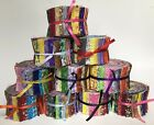 Scrappy Jelly Roll 20 25 Strips 100 Cotton