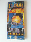 Def Leppard ~ PYROMANIA ~ cd 1983 NEW LONGBOX (long box) NON-mfsl gold disc