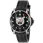 Gucci Watch YA136320 Black 40mm Watch For Men's Summer Collection 2019 New