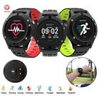 Men GPS Smart Watch Altimeter Barometer Bluetooth Smartwatch for IOS Android