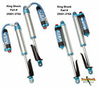 King Shocks Jeep Wrangler JL Front & Rear 25001-375A / 25001-376A (Package)