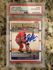 Eric Lindros Cards, Rookie Cards and Autographed Memorabilia Guide 59