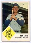 Ron Santo Cards, Rookie Card and Autographed Memorabilia Guide 3