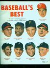 1952 Baseball's Best magazine - Jackie Robinson, Stan Musial, etc. (HIGH GRADE!)