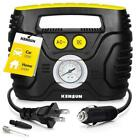 Portable Air Compressor Pump For Car Swift Performance Tire Inflator Motorcycle