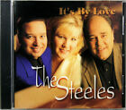 The Steeles It's By Love NEW CD Christian Southern Gospel Praise