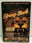 Strong Back (Pack of 12 ) Sexual Enhancement Pills Made in U.S.A.- NEW