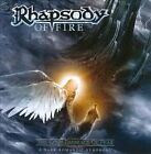 CD RHAPSODY OF FIRE THE COLD EMBRACE OF FEAR BRAND NEW SEALED