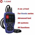 Ausland Mds-9001 Obd2 Scanner Diagnostic Tool Pgm At Srs Abs Eps Ima Can-gauges