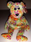 New with Tags 2006 TY Original Beanie Baby Babies Groovey Bear