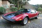 1974 De Tomaso Pantera GTS 1974 Pantera GTS PRICE LOWERED BY $15,000 SELLING NOW
