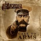 CD SAXON CALL TO ARMS BRAND NEW SEALED