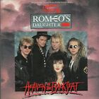 Heaven In The Back Seat [Promo Single] Romeo's Daughter (Cd 1989) [2 Versions]