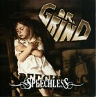 Dr Grind - Speechless - Dr Grind CD 1AVG The Fast Free Shipping