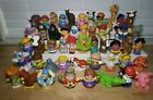 LOT Of 50 Fisher Price Little People Animals  People