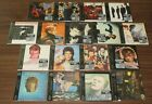 With BOX! David BOWIE Japan PROMO ISSUE card sleeve CD x 17 ALL titles mini LP