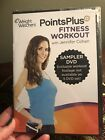 Weight Watchers Points Plus Fitness Workout Sampler DVD Unopened
