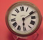 VINTAGE 49MM OCTO NON MAGNETIC 8 DAY INSERT CAR POCKET WATCH RUNS