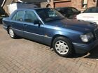 LARGER PHOTOS: Classic car Mercedes 280e Automatic.private plate  slk clk retro vw Vauxhall