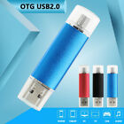 1TB 2TB 2 in 1 Memory Stick OTG USB20 Flash Drive Storage Android Smartphone