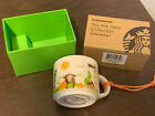 2oz Starbucks Demi Cup Ornament TEXAS You Are Here Collection mug coffee limited