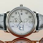 Blancpain Leman Double Time Zone MSRP $11,200