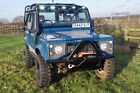 Land Rover Defender 90 300TDI Off Roader 2 Seats 1989 In BLUE