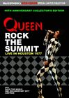 QUEEN ROCK THE SUMMIT LIVE IN HOUSTON 1977 (2CD+2DVD) Japan New Free Shipping