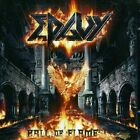 2 CD SET EDGUY HALL OF FLAMES BRAND NEW SEALED