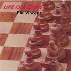 Phil Vincent - Life Is a Game [New CD]