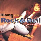 Blame It On Rock & Roll - Robin Brock (2003, CD New)