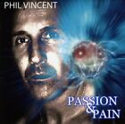 Phil Vincent - Passion & Pain [New CD] Duplicated CD