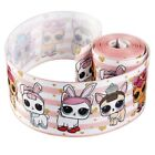 Lol Surprise Doll Pet 3 Grosgrain Ribbon For Hair Bows Crafts