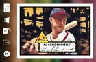 2019 Topps Bunt Lou Gehrig Legends Iconic Reprint DIGITAL 25CC New York Yankees